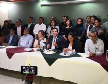 """Acusa rector de Oaxaca a sindicatos de motivar """"desvíos"""" de recursos"""