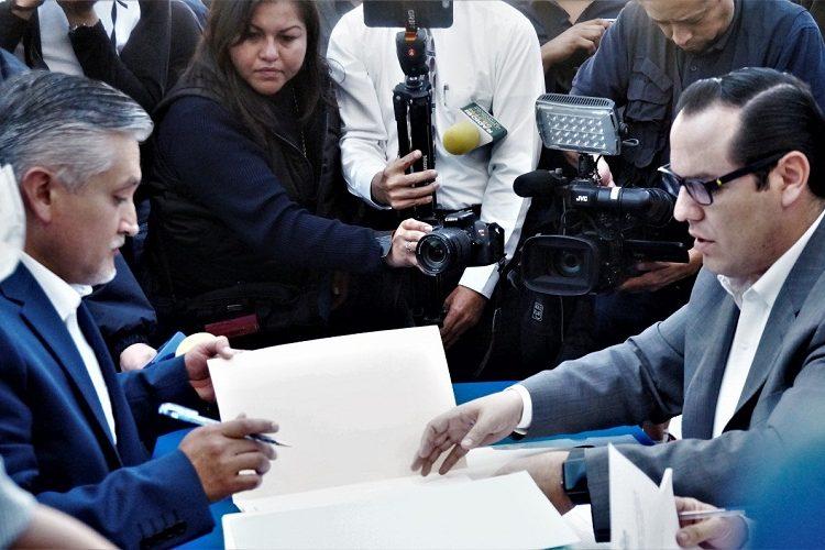 Va ex secretario estatal por candidatura a alcaldía de Aguascalientes