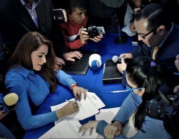 Va alcaldesa por reelección en Aguascalientes