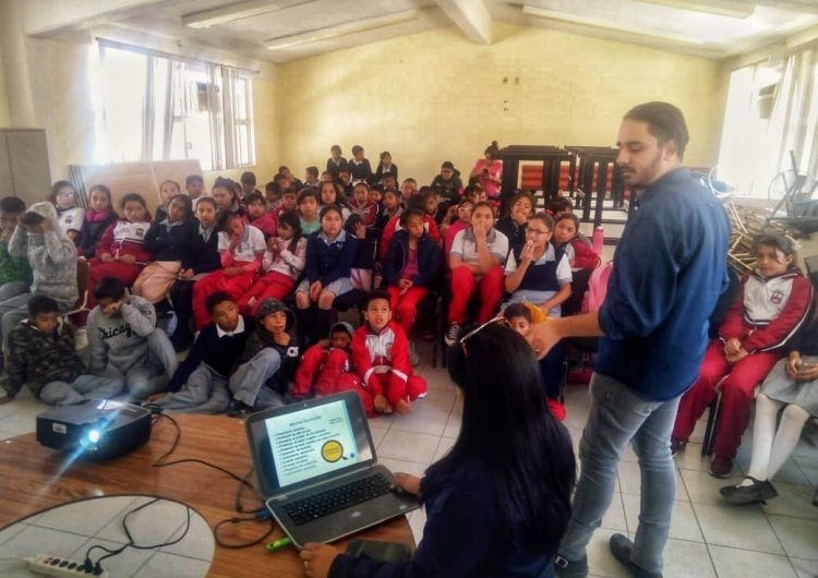 Promueve Policía de Jesús María prevención del delito en escuelas primarias