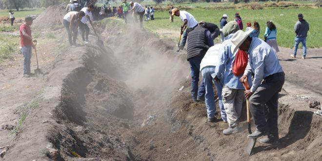 A un mes de la explosión en Tlahuelilpan, familiares comienzan cierre de zanja