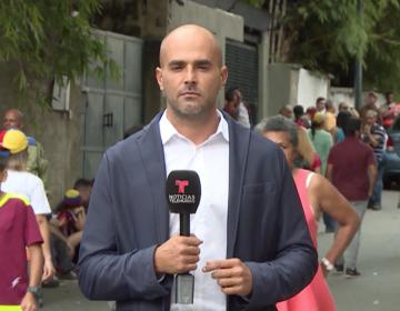 Telemundo denuncia secuestro de Daniel Garrido, su corresponsal en Venezuela