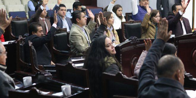 """Se dan diputados de Morena fondo de 700 mdp """"a modo"""""""