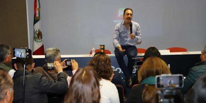 Huachicoleros pugnan por plazas en Hidalgo, dice Fayad