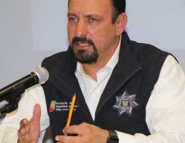 Sospecha Délmar que son expolicías autores de mantas en Pachuca