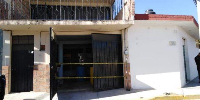 Hallan una toma al interior de casa en Santiago Tulantepec