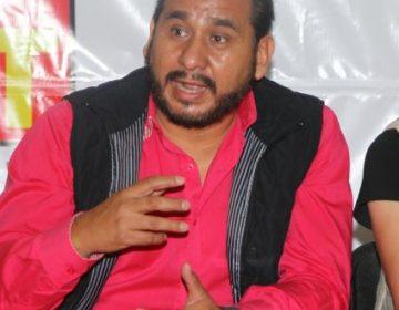 Afirma Aparicio Barrios que aún es parte del PT