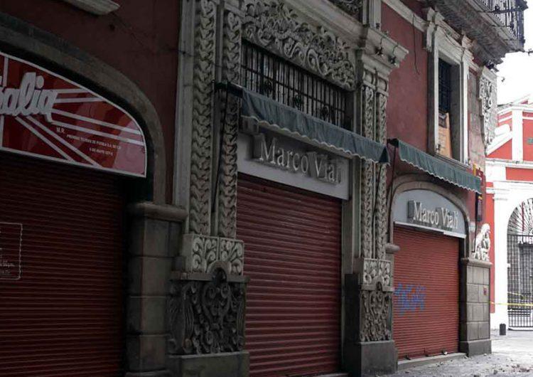 Repunta inseguridad en el Centro Histórico por ambulantes