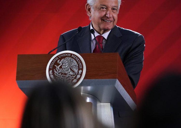 AMLO llega a Querétaro para conmemorar a la Constitución