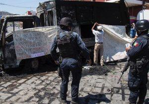 Estalla conflicto en Santo Domingo Tehuantepec