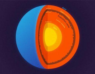 """Científicos descubren """"montañas"""" en las profundidades de la tierra tras analizar un terremoto"""