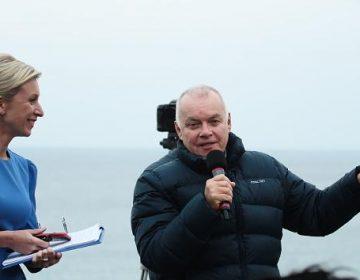 Televisora estatal rusa publica lista de objetivos en EU que el Kremlin podría atacar durante una guerra nuclear