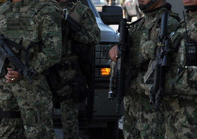 Guardia Nacional una opción para frenar la delincuencia
