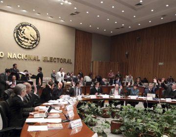 Cuatro consejeros del INE avalan atraer elección extraordinaria en Puebla