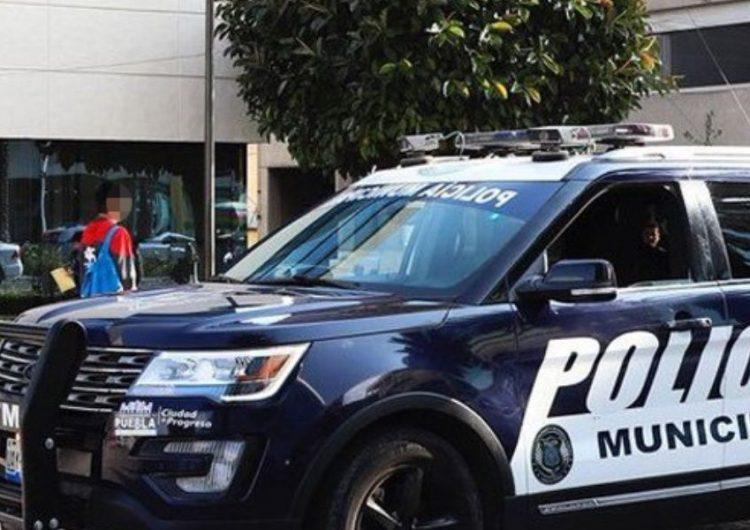 puebla policia