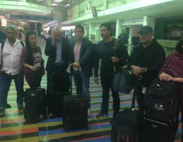 Jorge Ramos y su equipo son deportados de Venezuela; regresa a EU