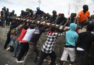 Pide HRW investigar uso excesivo de la fuerza y el asesinato de 34 personas en Haití por protestas
