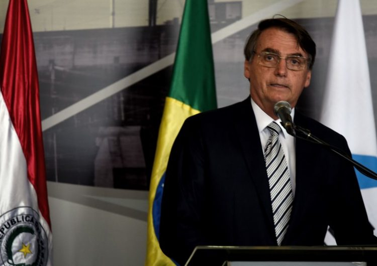 Bolsonaro publica video con contenido sexual para criticar el Carnaval de Brasil