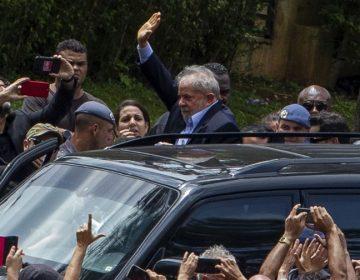 Permiten a Lula Da Silva salir de la cárcel para ir al funeral de su nieto