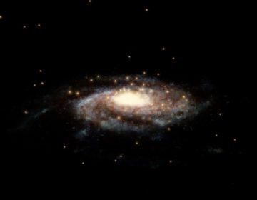 ¿Cómo se escuchan las estrellas? La NASA nos explica su teoría