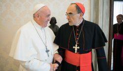 El Papa rechaza renuncia del cardenal Barbarin, acusado de pederastia;…