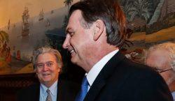 """Siempre soñé liberar a Brasil de la izquierda"", dice Bolsonaro…"