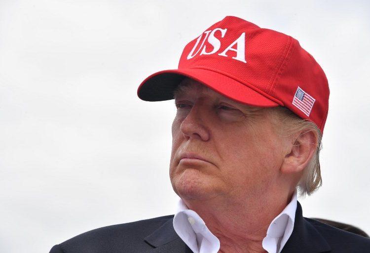 Trump. Foto: AFP