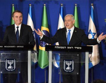 Negocios, seguridad y tecnología: Los primeros acuerdos entre Bolsonaro y Netanyahu