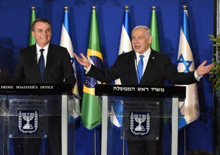 israel-brasil-bolsonaro-netanyahu