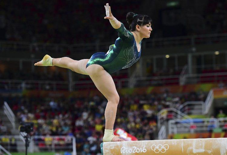 Alexa Moreno avanza a final del Mundial de Gimnasia; va por una medalla este sábado en Azerbaiyán
