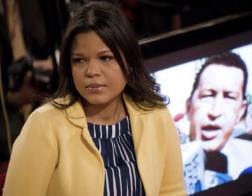 Petición al gobierno de EU para deportar a la hija de Hugo Chávez supera las 100,000 firmas