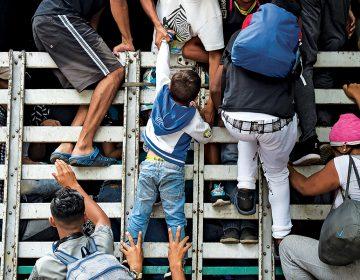 """Mamá venezolana a su hijo: """"Sé fuerte, todo pasará"""""""