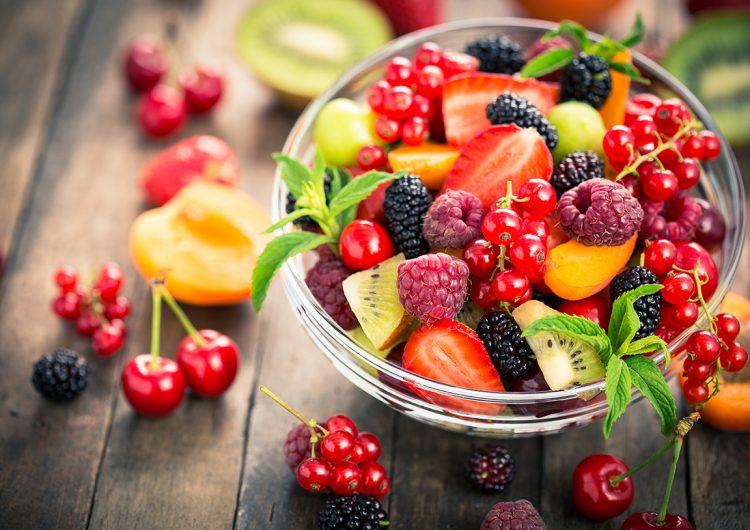 No le temas a la fruta