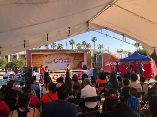 Artistas coahuilenses presentarán sus obras en la Región Norte con la Caravana Cultural