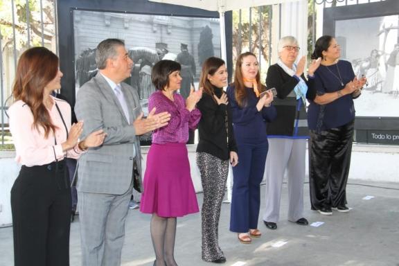 Exposición fotográfica en Saltillo muestra la lucha de las mujeres por la igualdad