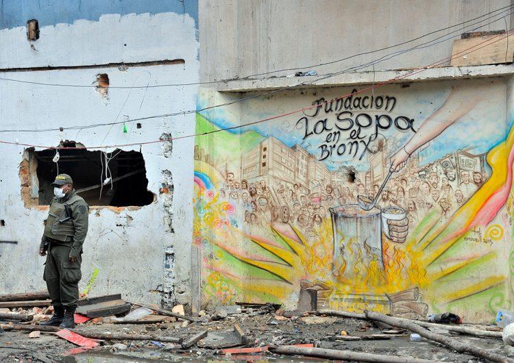 Bogota-Colombia-Bronx