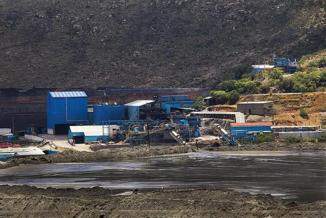 Investigarán presunta contaminación de mina de Carlos Slim en Asientos