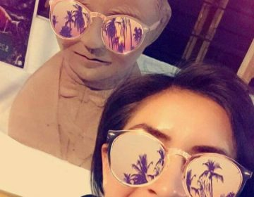 ¡Convierten en punto turístico al busto de Benito Juárez!