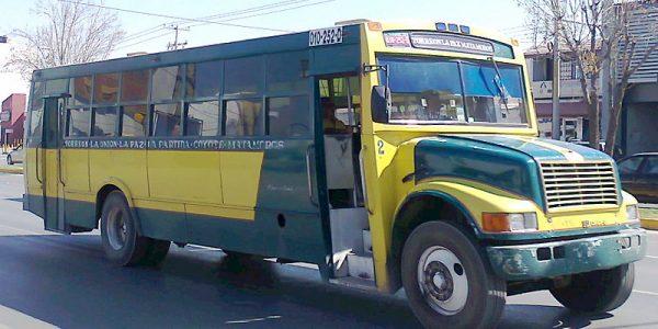 Aumenta el precio del transporte en Coahuila; operadores culpan al gobierno federal