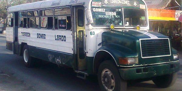Aumento a la tarifa del transporte en Coahuila; mucho gasto y poca eficiencia