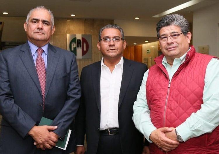 PRI elige a Alberto Jiménez Merino como su candidato a gobernador