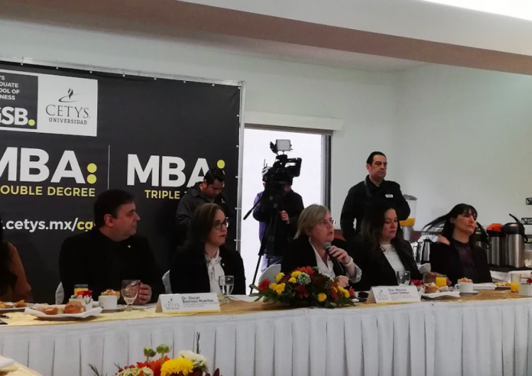 Ofrecen MBA con validez en EUA, Taiwán y Austria