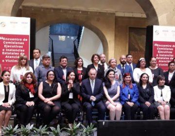 """Chihuahua, presente en el """"Encuentro Nacional de Comisiones Ejecutivas e Instancias Estatales de Atención a Víctimas"""""""
