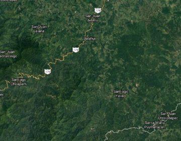 Enfrentamiento en Bajo Mixe- Choapam deja 3 muertos y desaparecidos