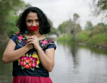 Coyo Licatzin, la voz oaxaqueña que canta contra el feminicidio