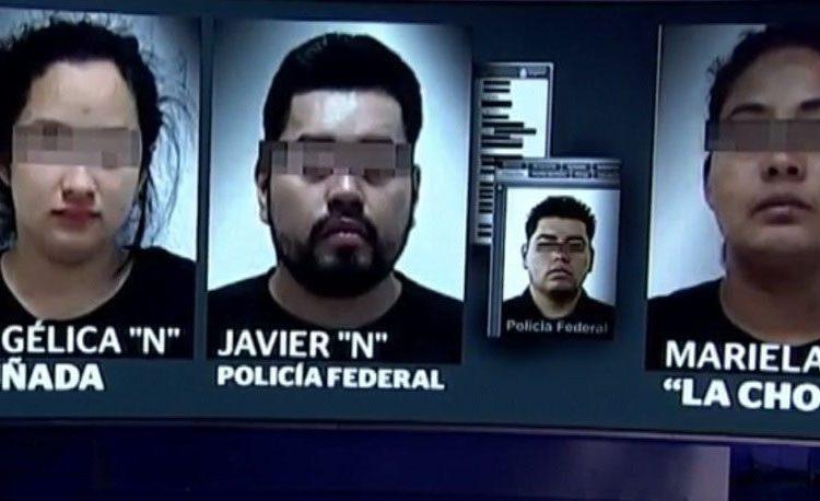 """Detienen a miembros del cártel de Santa Rosa de Lima, entre ellos a la cuñada de """"El Marro"""" y a un policía"""