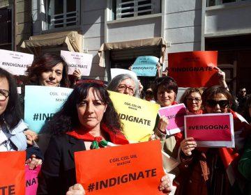 """Italia: Exculpan a hombres acusados de violación por la apariencia """"masculina"""" de la víctima"""