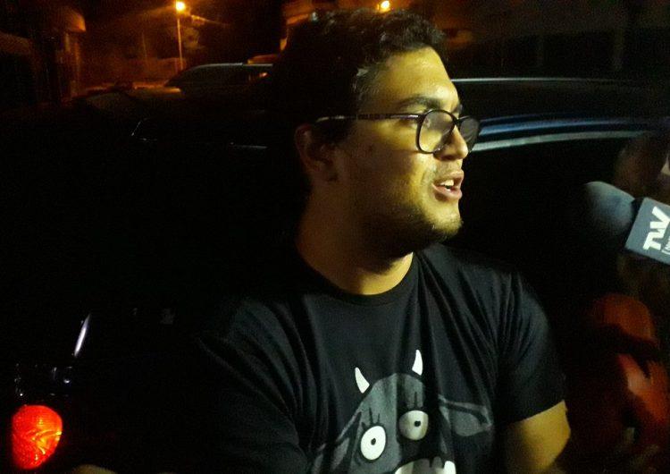 Dan libertad condicional al periodista Luis Carlos; le prohíben salir del país y dar declaraciones