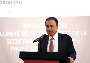 Cártel de Santa Rosa de Lima y el CJNG están debilitados: Alfonso Durazo