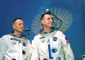 Gemini 8: la proeza de Armstrong antes de llegar a la luna